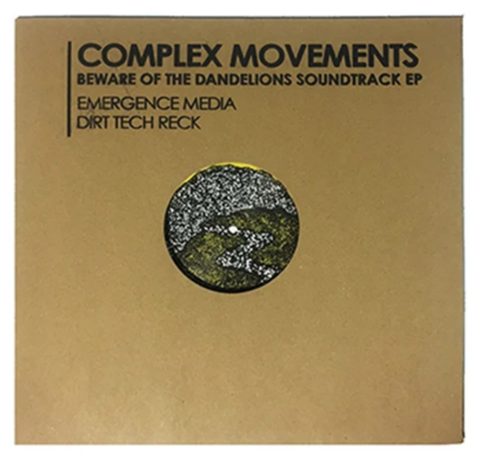Complex Movements - Beware of the Dandelions Soundtrack album