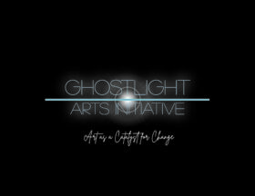 Ghostlight Arts Initiative logo