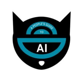 """""""A People's Guide to AI"""" logo"""
