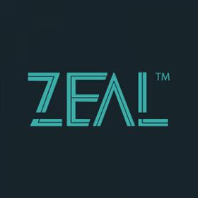 """""""ZEAL"""" logo"""