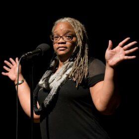 Tawana Petty at Twisted Storytellers
