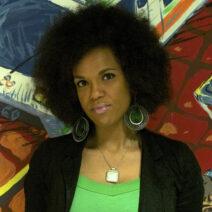 Walidah Imarisha portrait