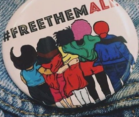 Pin with the hashtag #freethemall