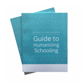 Humanizing Schooling book cover