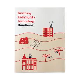 Teaching Community Technology Handbook cover