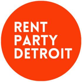 Rent Party Detroit Logo