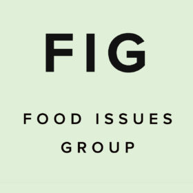 Food Issues Group Logo