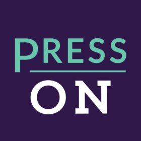 Press On Logo