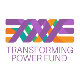 Transforming Power Fund Logo
