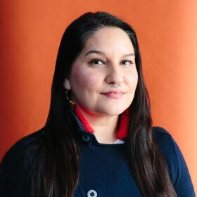Headshot of Sarah Gonzales