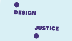 """Cover of the """"Design Justice Zine Issue 2"""""""